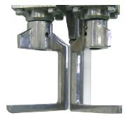 C-type blade (2 pieces)